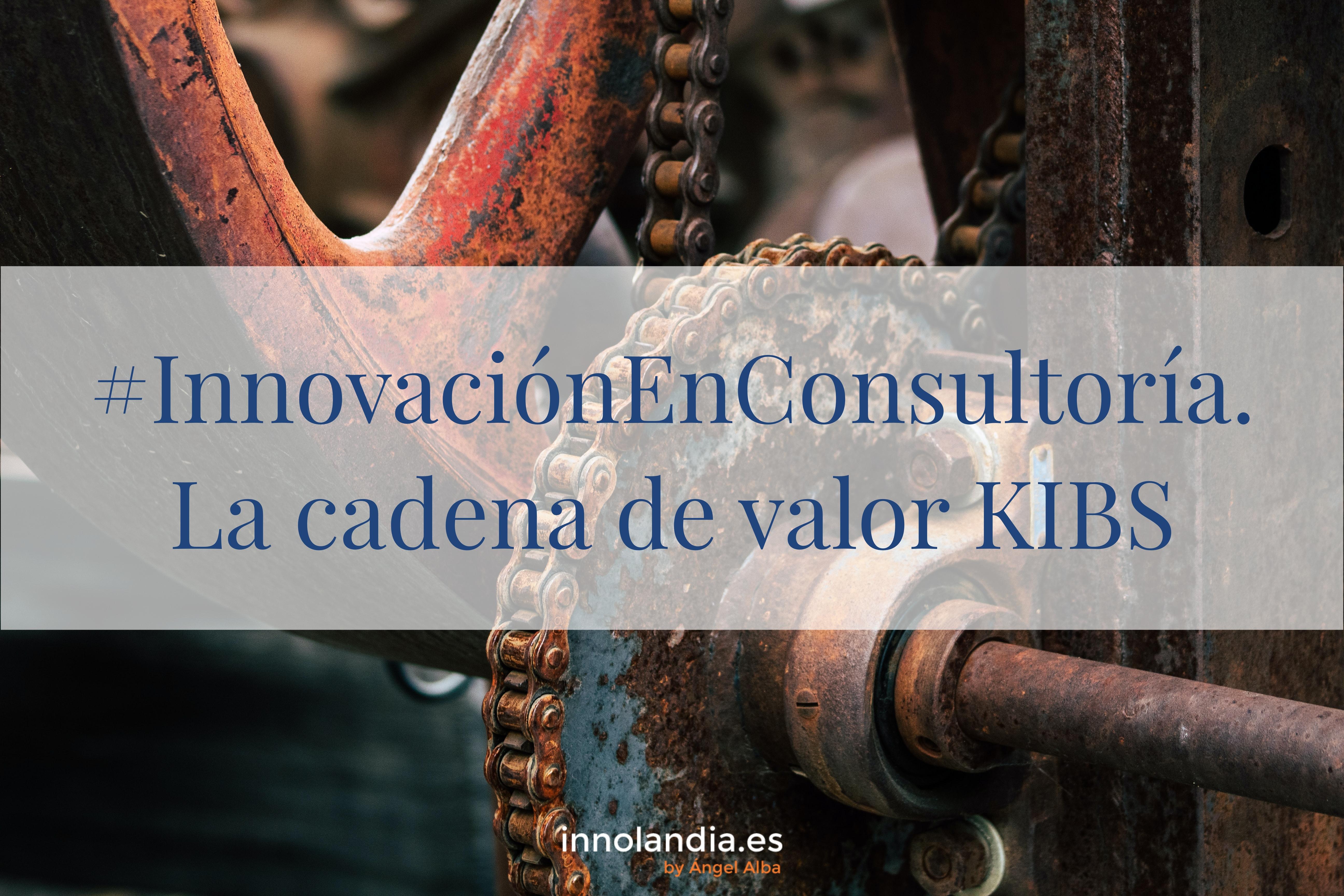 # InnovaciónEnConsultoría. La cadena de valor KIBS